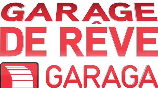 concours mon garage de r ve garaga l 39 cho de la rive nord. Black Bedroom Furniture Sets. Home Design Ideas