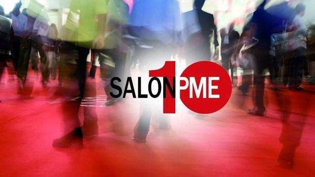 Franc succ s pour le 10e anniversaire du salon pme coll ge for Salon des pme